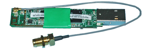 Wireless LAN module